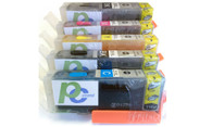 EXTRA LARGE 250XL/251XL EDIBLE CARTRIDGES FOR MG5520,iX6820,MX922