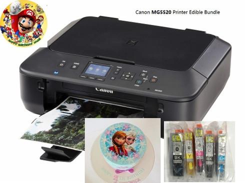 Completed Edible Printer bundle