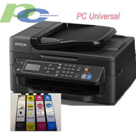 PC Universal Wireless Sublimation Printer A4 with sublimation XL cartridge set