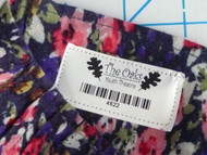"1.5"" wide Sew-in Tags"