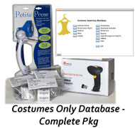 Complete Pkg - Theatre Inventory Database - Costumes Only