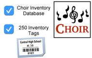Choir Inventory Database - Startup Pkg