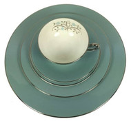 Vintage Syracuse China Meadow Breeze Place Setting