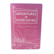 Vintage Restaurant Guide Adventures in Good Eating 1947