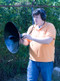parabolic microphone for sale