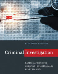 Criminal Investigation Book