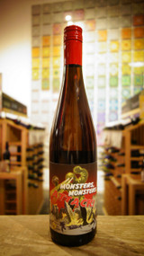 "Some Young Punks ""Monsters, Monsters Attack!"" Riesling"