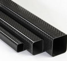 CARBON FIBRE SQUARE TUBE 4mm (2 pce)