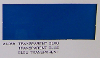 (21-059-002) PROFILM TRANSPARENT BLUE 2 MTR