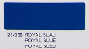 (28-059-002) PROFILM ROYAL BLUE 2MTR