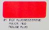 (21-021-002) PROFILM FLUORO RED 2 MTR
