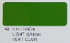(21-042-002) PROFILM LIGHT GREEN 2 MTR