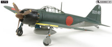 1/72 Mitsubishi A6M5 (ZEKE) - Zero Fighter