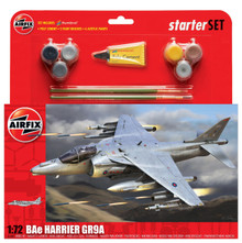 BAe Harrier GR9A Starter Set 1:72