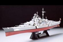 German Battleship Bismarck 1/350