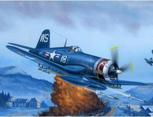 1/48 VOUGHT F4U-4 CORSAIR LATE VERSION