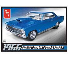 66 Chevy Nova Pro Street 1:25