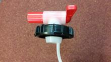 Constant Flow Pouring Spout / Breathing Vent Suits Std 20-25lt Drums
