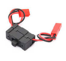 SWITCH HARNESS & BATTERY BOX (7201 + 7202)