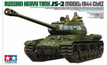 1/35 Russian Heavy Tank JS-2 Model - 1944 ChKZ