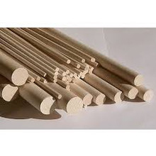 BIRCH DOWEL 8 x 915mm (6 pieces)