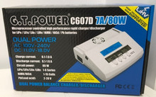 MULTI CHEMISTRY CHARGER AC/DC 7AMP 80W