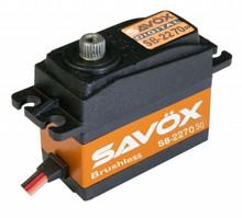 SAV-SB2270SGMonster Torque Steel Gear Digital Servo 32KG   .12 Speed
