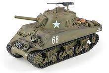 1/16 M4A3 Sherman RC Metal Gearbox Vesion Tank Smoke & Sound 2.4Ghz ver6.0