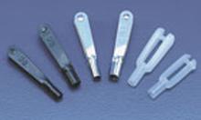 DUBRO 601 4-40 SPRING STEEL KWIK-LINKS (12 PCS PER PACK)