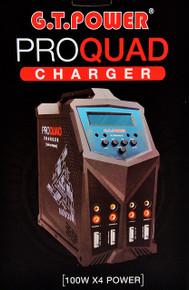 X4 Quattro charger AC/DC