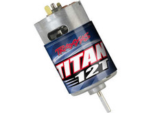 Traxxas Titan 550 Size 12T Motor for Traxxas Trucks