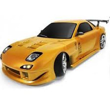E4D MF Brushless Drift Car RTR RX7