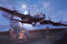 Revell  Avro Lancaster B.III Dambusters 1/72 WWII Airplane