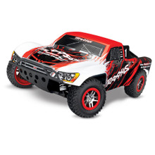 TRAXXAS SLASH Brushless 1/10 4WD  68086-4 RED