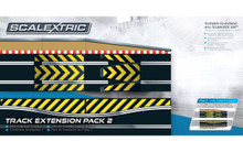 SCALEXTRIC TRACK EXTENSION PACK 2