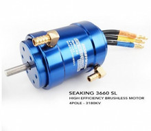 SEAKING 3660SL 3180KV BRUSHLESS MOTOR