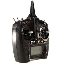 Spektrum DX8e 8-Channel Transmitter, 2.4GHz, DSM-X, Mode 1