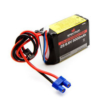Spektrum 3000mAh 2S 6.6V Li-Fe RX Battery