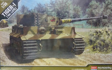 Academy 1/35 German Tiger 1 [Ver. Late] ACA-13314