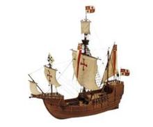 Artesania 1/50 Santa Maria Columbus Flag Ship 1492