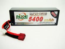 NXE 11.1v 5400mah 60c H/case Lipo w/Dean