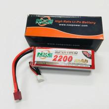 NXE 11.1V 2200MAH 40C SOFT CASE W/DEANS