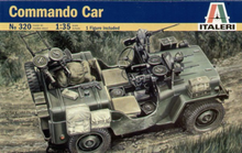 Italeri 1/35 Commando Car ITA-