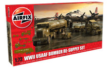 WWII USAAF 8th Air Force Bomber Resupply Set 1:72