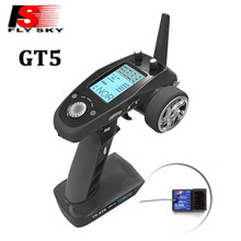 GT5 6 CHANNEL WHEEL RADIO  ( 20 model memory )