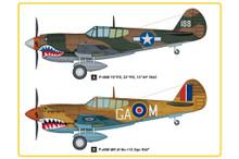P-40M Kitty Hawk  1/48