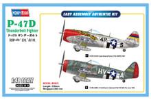 P-47D Thunderbolt Fighter 1:48
