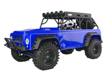 1/10 MC28 Brushed Crawler BLUE   RTR INC BATT AND CHARGER