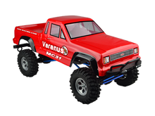 1/10 MC31 Brushed Crawler RED  RTR INC BATT AND CHARGER
