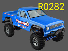 1/10 MC31 Brushed Crawler BLUE  RTR INC BATT AND CHARGER